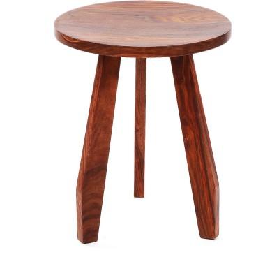 Orange Tree Solid Wood Side Table