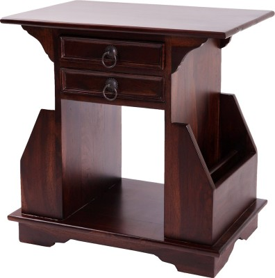 Wood Dekor Engineered Wood Side Table