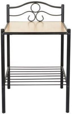 FurnitureKraft Metal Side Table