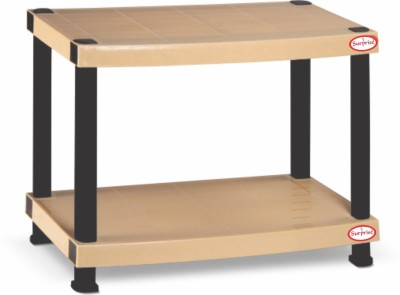 SURPRISE Heavy Duty Rectangle Teapoy Plastic Bedside Table