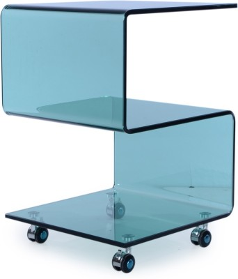 Durian ZEE/34482 Glass Side Table