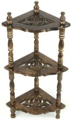 EtsiBitsi EB_KS_001* Solid Wood Corner Table