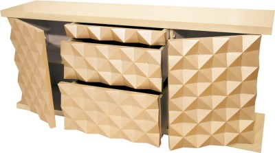 ISC Designer Solid Wood Console Table