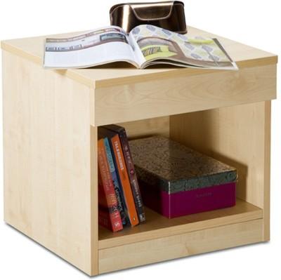 Debono Engineered Wood Bedside Table