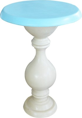 Greymode Sembu Blue Synthetic Fiber Side Table