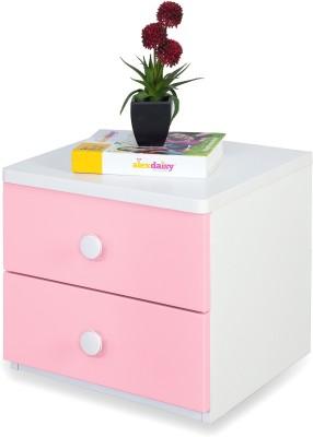 Alex Daisy Zest Engineered Wood Bedside Table