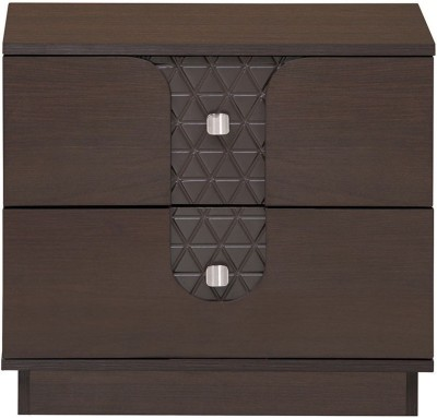 @home by Nilkamal Triumph Night Stand Engineered Wood Bedside Table