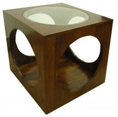 Ringabell Solid Wood End Table