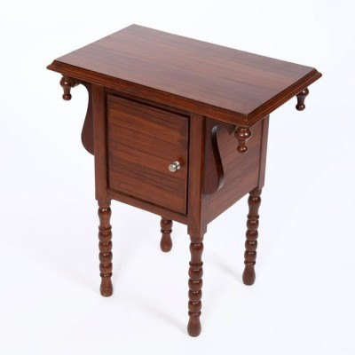 Satnam Furniture House Satnam 05 Solid Wood Side Table