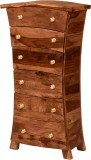 Induscraft Solid Wood End Table (Finish ...