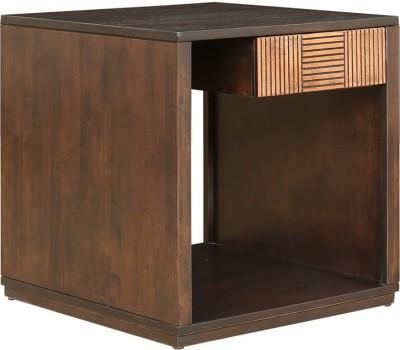 HomeTown Seinna Engineered Wood Side Table