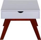 Evok Octave Engineered Wood End Table (F...