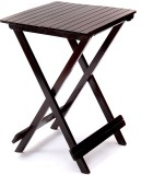 Induscraft Solid Wood Side Table (Finish...
