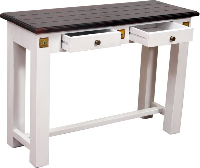 Induscraft Melibu Solid Wood Console Table