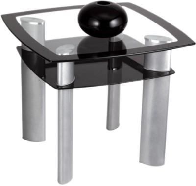 Godrej Interio Glass Corner Table