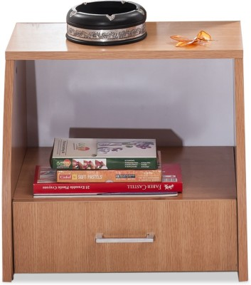 Durian JASMINE/NT Engineered Wood Bedside Table