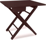 Colorwood Cosy Foldable Side Table Brown...