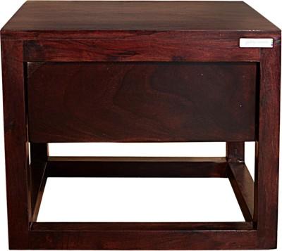 Godrej Interio Avana Solid Wood Bedside Table