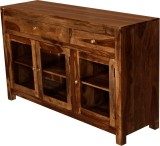 Induscraft Solid Wood Console Table (Fin...