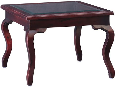 View Smarvvv Productions Solid Wood End Table(Finish Color - Teak) Furniture (Smarvvv Productions)