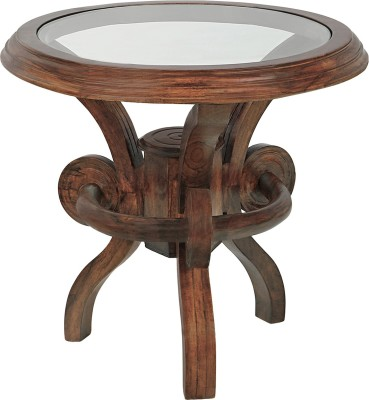 Smarvvv Productions Classy Solid Wood Side Table