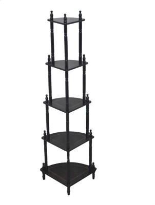 Eros JW-108-DW Solid Wood Corner Table