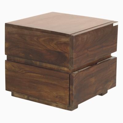 Godrej Interio Solid Wood Bedside Table