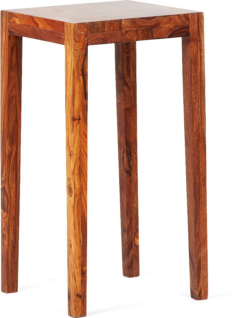 View Orange Tree Solid Wood Side Table(Finish Color - Natural) Furniture (Orange Tree)