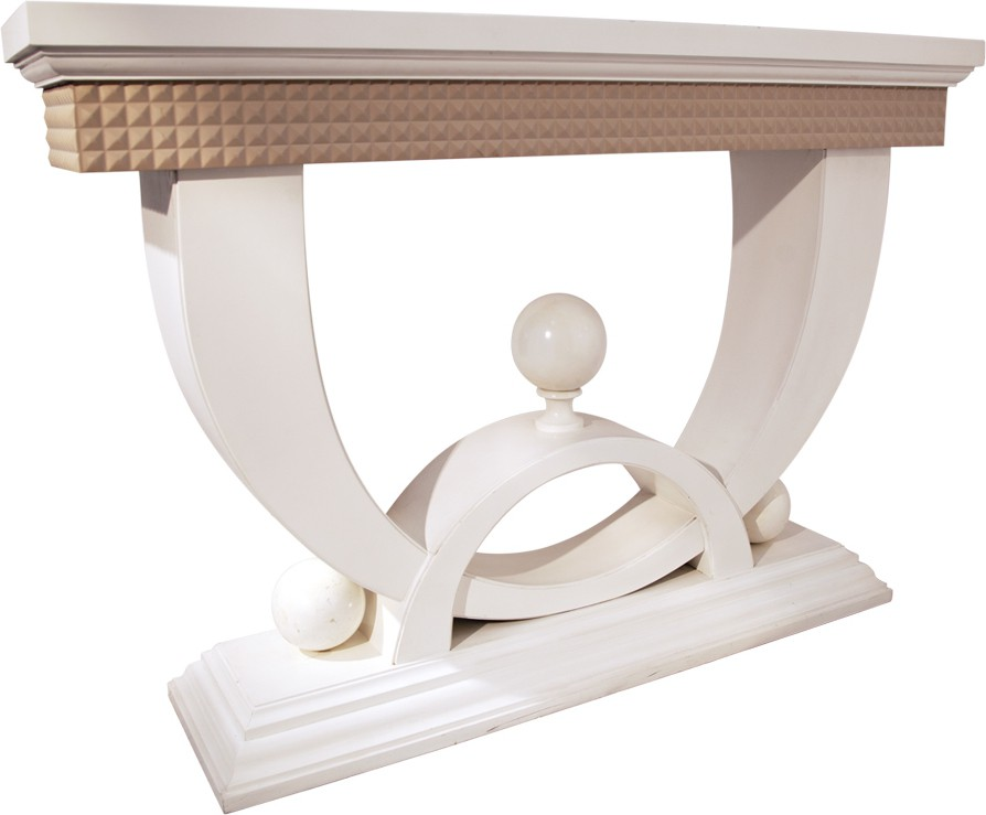 ISC Table Solid Wood Console Table