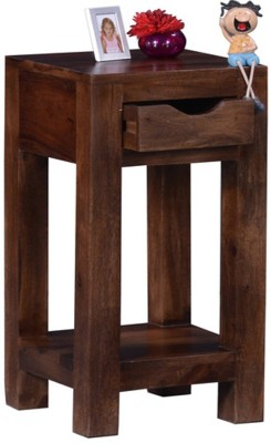 Ringabell Edifice Solid Wood End Table