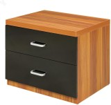 Royal Oak Iris Engineered Wood Bedside T...