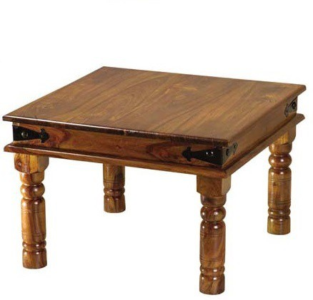 View Shagun THAKHAT Solid Wood Corner Table(Finish Color - Brown) Furniture (Shagun)