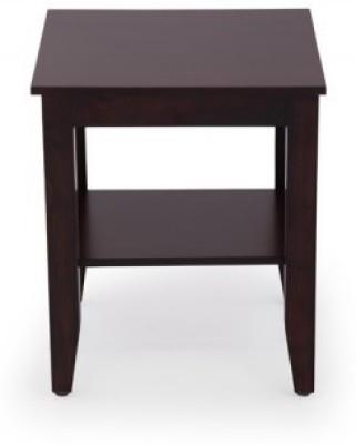 Jivan Solid Wood Bedside Table