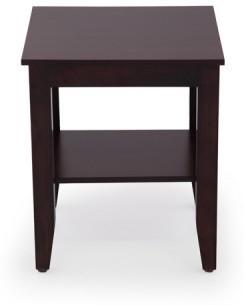 View Jivan Solid Wood Bedside Table(Finish Color - Walnut Brown) Price Online(Jivan)