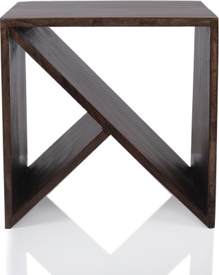 Decorink Talisman Solid Wood Side Table