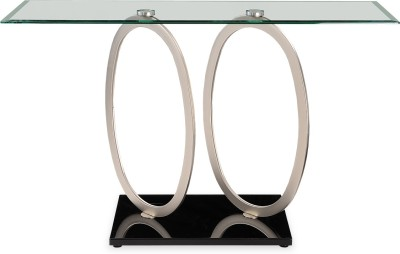 Durian ASIAB/31426 Glass Console Table