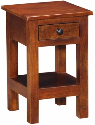 Ringabell Deft Solid Wood End Table