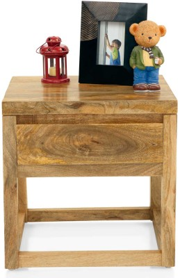The Armchair Cotsworld Solid Wood Bedside Table
