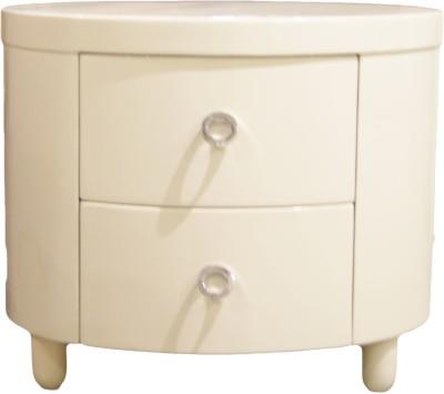 Kp Wood Krafts c 088 Engineered Wood Bedside Table