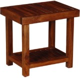 Ringabell Spang Solid Wood End Table (Fi...