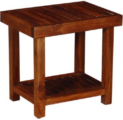 Ringabell Spang Solid Wood End Table