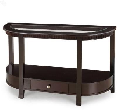Royal Oak Ultra Solid Wood Bedside Table(Finish Color - Honey)