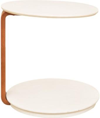 HomeTown Sage Engineered Wood Side Table
