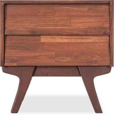 Durian VENICE/NT Solid Wood Bedside Table