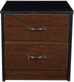 Parin Engineered Wood Bedside Table (Fin...