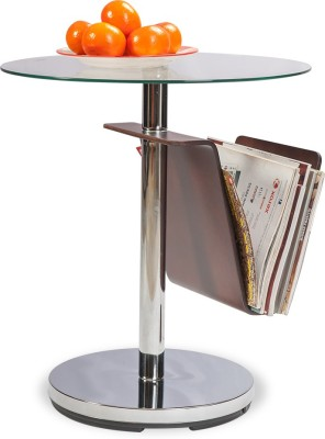 Durian GCL Glass End Table