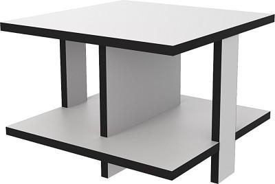 North Star Fixture & Furniture Pvt. Ltd. Sicilian Kart Engineered Wood Side Table