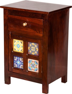 Induscraft Solid Wood End Table