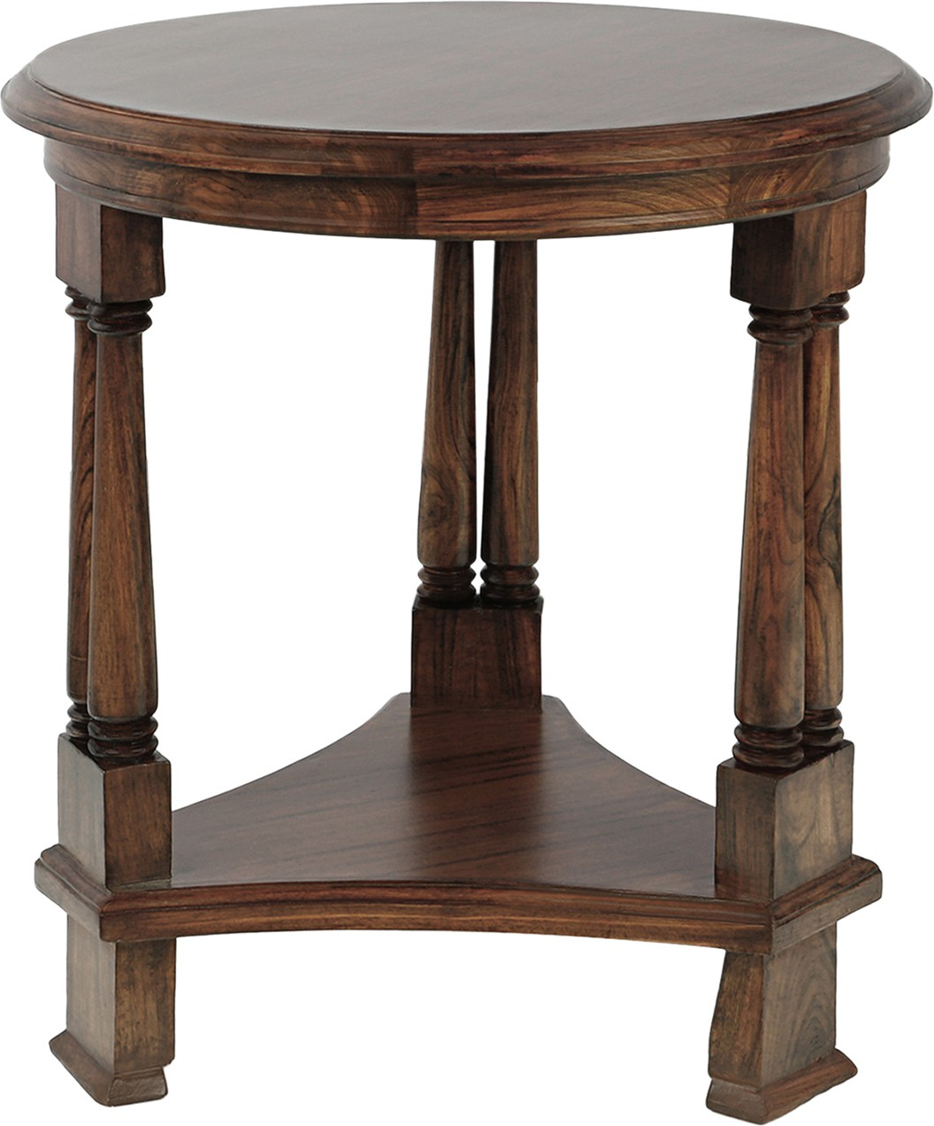 View Smarvvv Productions Classy Solid Wood Side Table(Finish Color - Brown) Furniture (Smarvvv Productions)