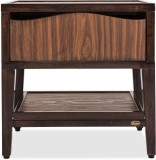 Durian MILLS/NT Solid Wood Bedside Table...